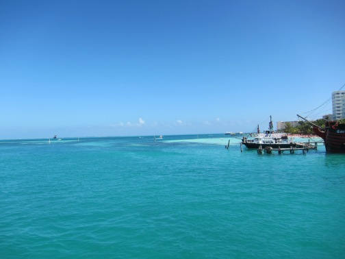 waters of cancun