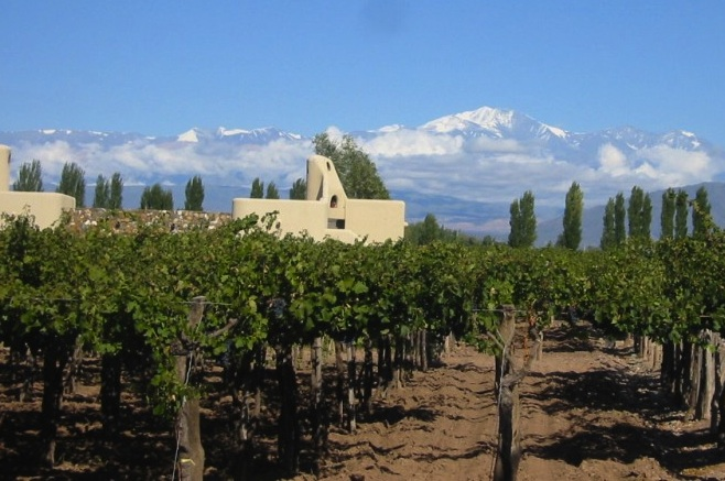 The Cavas Wine Lodge, Mendoza, Argentina