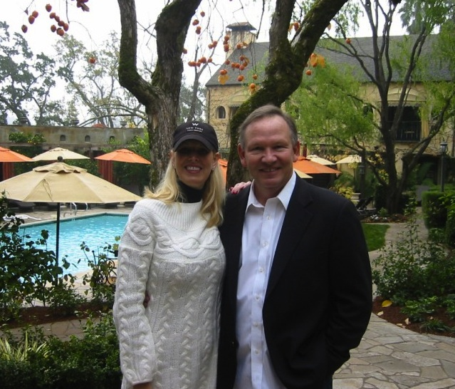 Our first wine country trip in 2008 to the Kenwood Inn