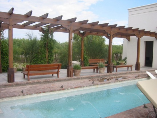 Cavas Wine Lodge Pool
