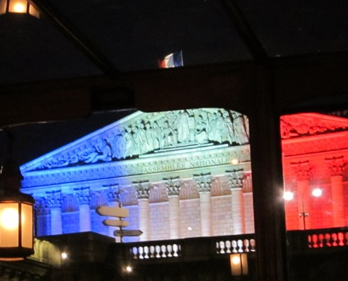 Palais Bourbon - National Assembly, Paris