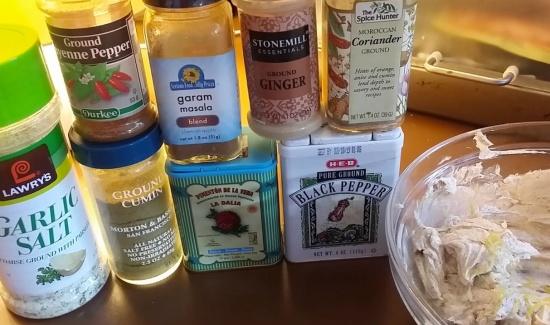 compound paprika butter