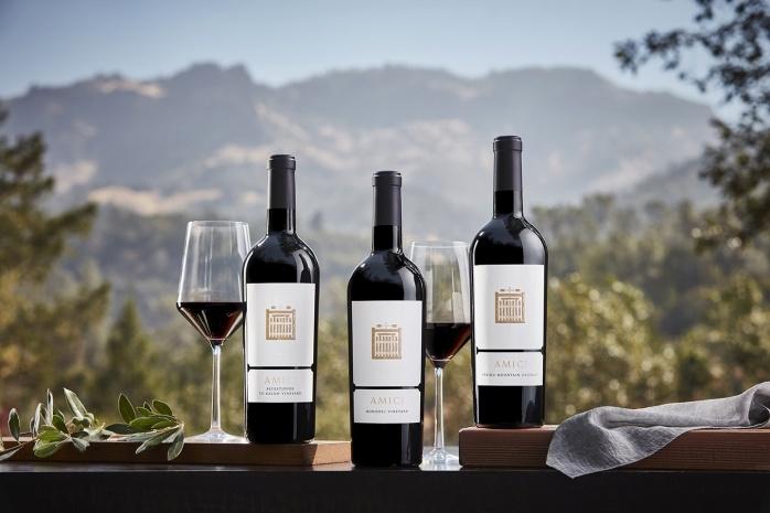Amici wines